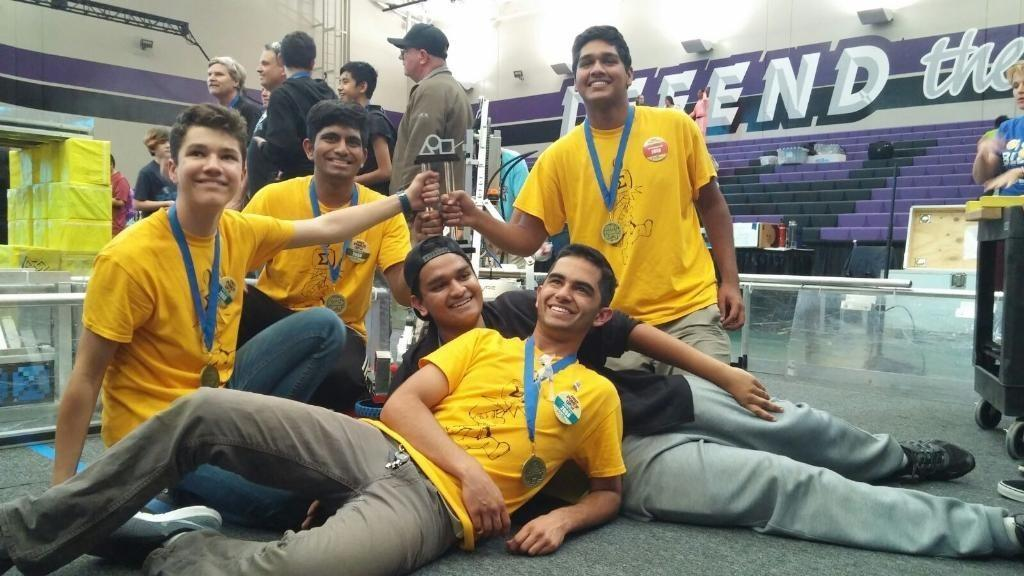 San Diego Student Robotics Team Raising Money To Compete At Super