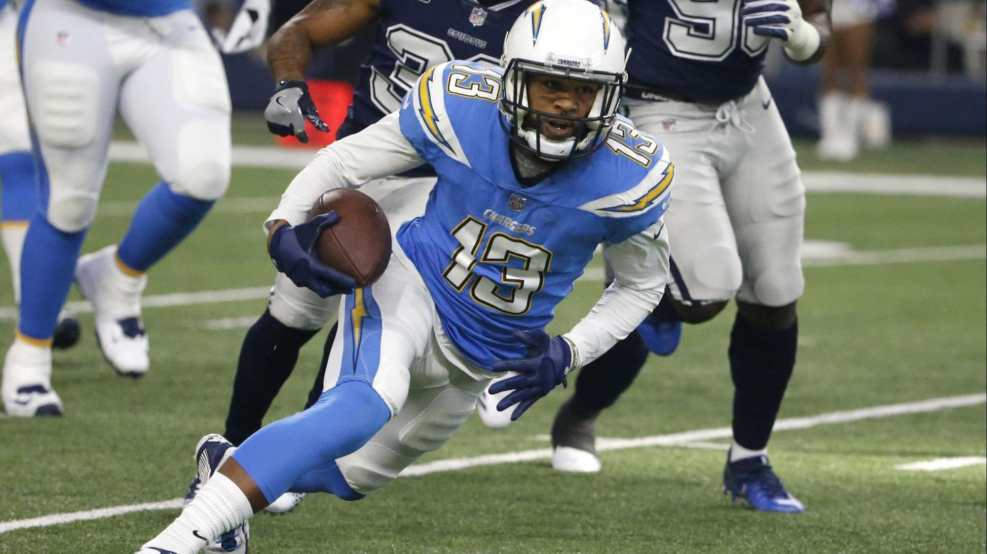 Keenan Allen Unhappy With Chargers After Mccain Cut Loose