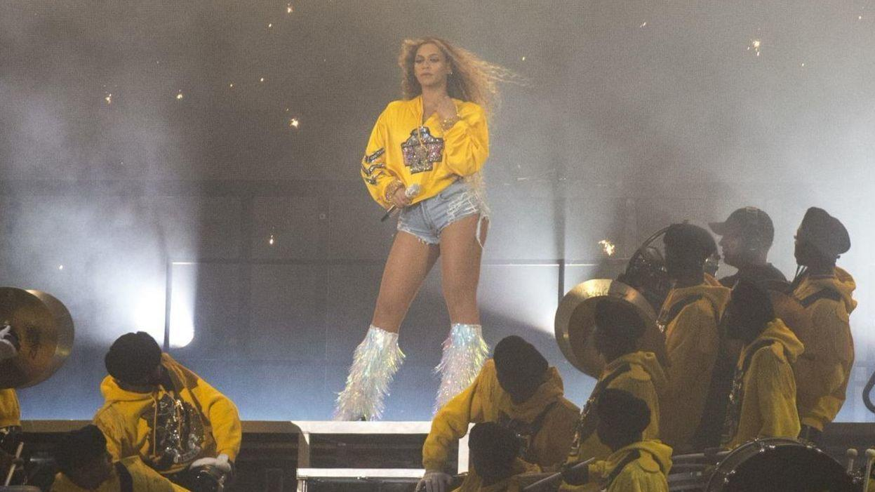 A TV critic on watching Beyoncé's Coachella performance at ...