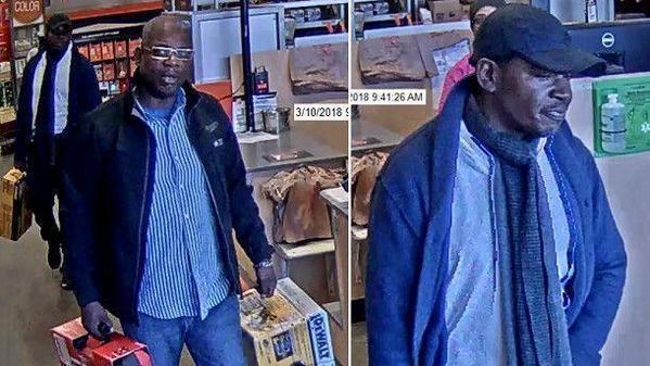 Baltimore County police looking to ID people accused of stealing $100K worth of tools in shoplifting crew | Baltimore Sun