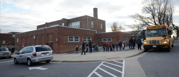 Baltimore County schools that are being renovated or replaced | Baltimore Sun