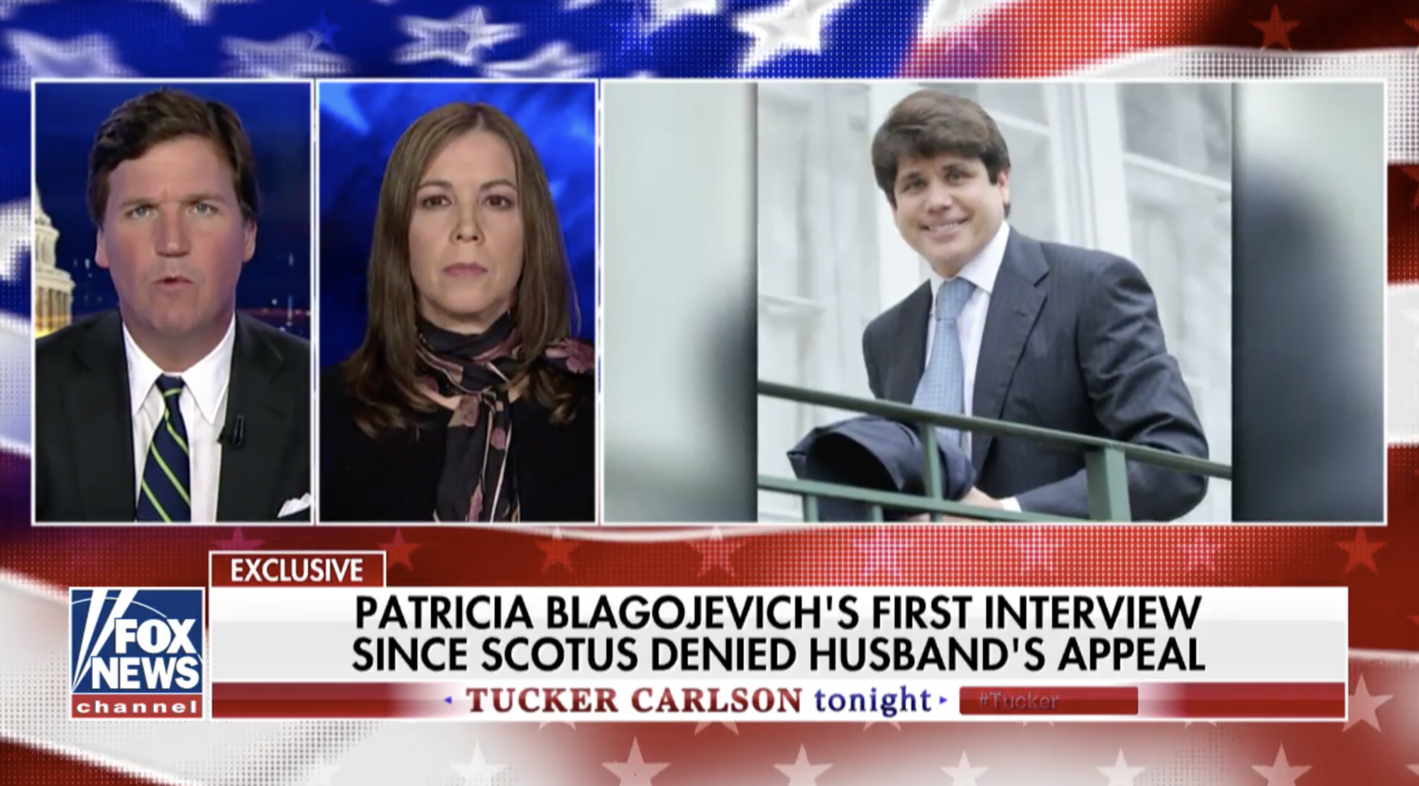 Patti Blagojevich, family 'hope' Trump saw her Fox News ...