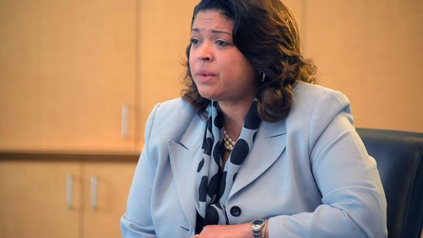 Who is Verletta White? What you should know about the next Baltimore County schools superintendent | Baltimore Sun