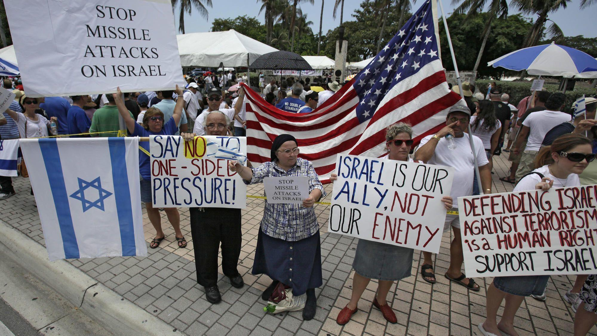 israel and usa fragile relationship