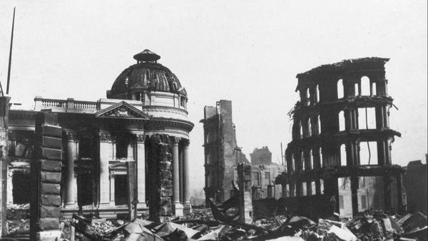 On anniversary of great 1906 quake, California still struggles to prepare for the next 'big one'
