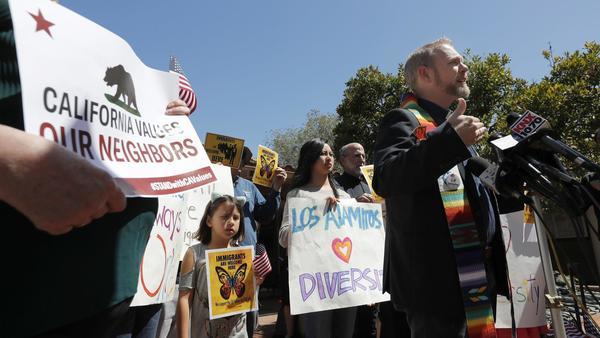 Lawsuit launched against Los Alamitos' anti-sanctuary law