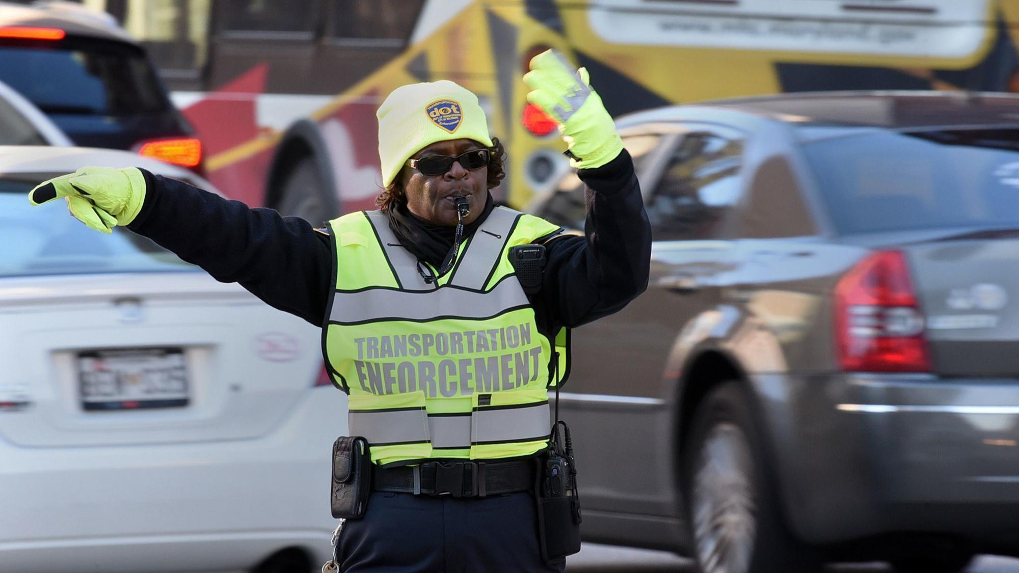Baltimore To Begin Fining Drivers 90 For Blocking Traffic At Intersections