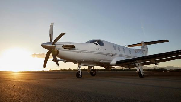 Now guests can take a private plane from Honolulu to Four Seasons Resort Lanai