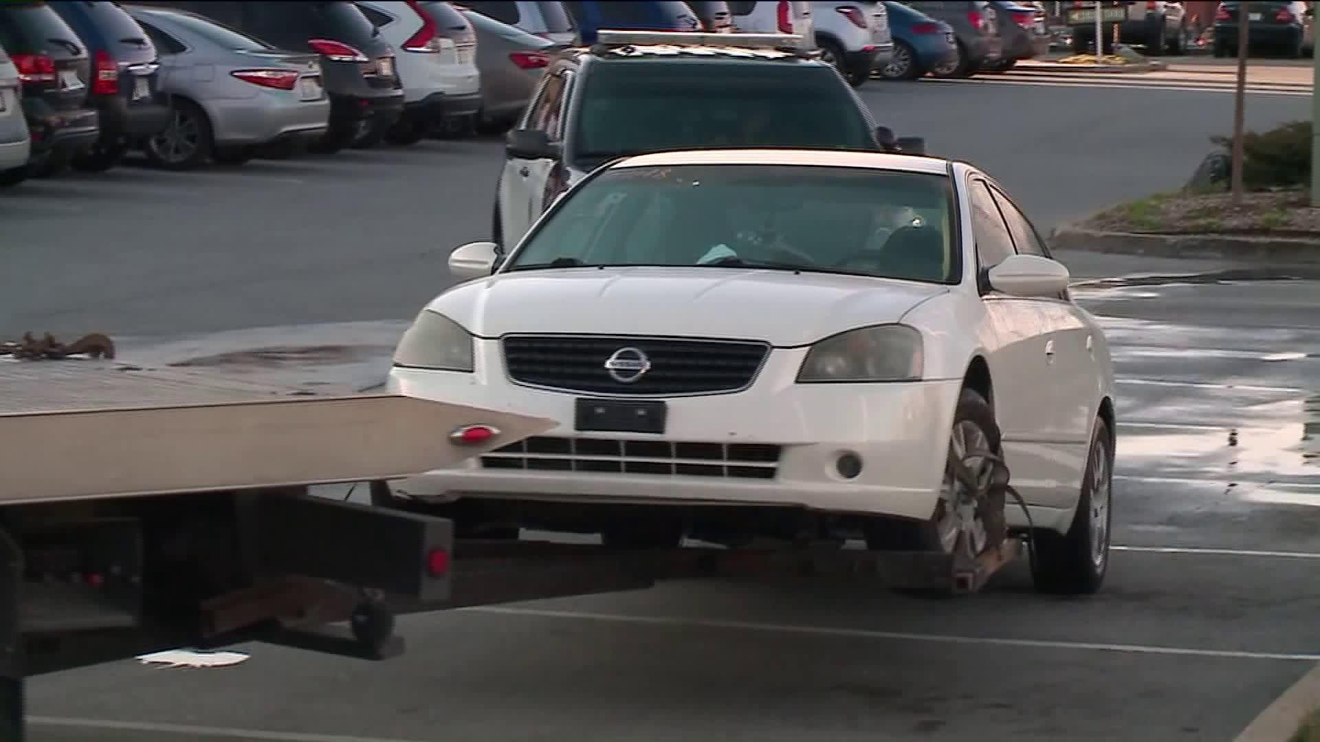 3-year-old accidentally shoots pregnant mom outside a Merrillville ...