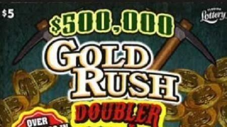 Fort Lauderdale woman wins $500,000 in scratch-off game