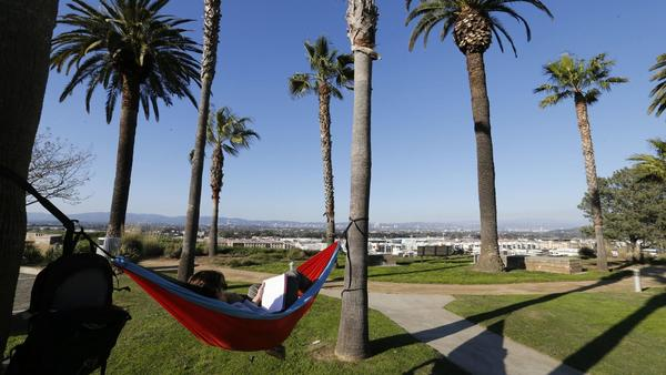 If nobody in L.A. reads, how do you explain the L.A. Times Festival of Books?
