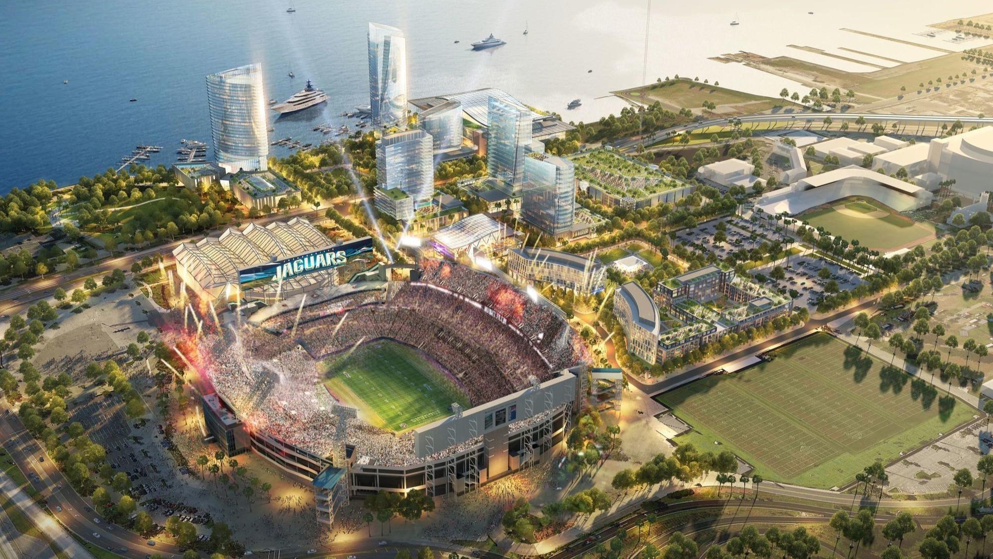 Cordish Cos. To Team Up With Jacksonville Jaguars On Stadium Neighborhood    Baltimore Sun