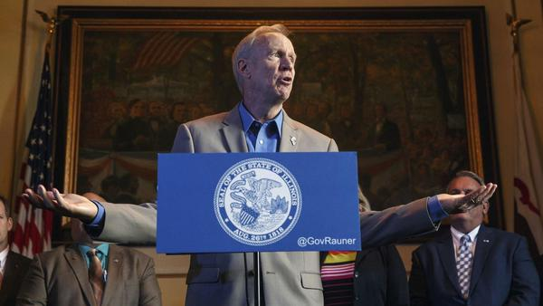 For sale: The Illinois governorship