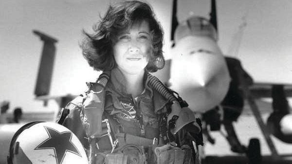 What are the odds an ex-fighter pilot like Capt. Tammie Jo Shults is flying your airline plane?