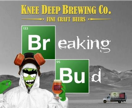 Sony is suing craft brewery that made a 'Breaking Bad'-themed beer