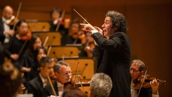 The L.A. Phil's Bernstein and Beethoven peace project
