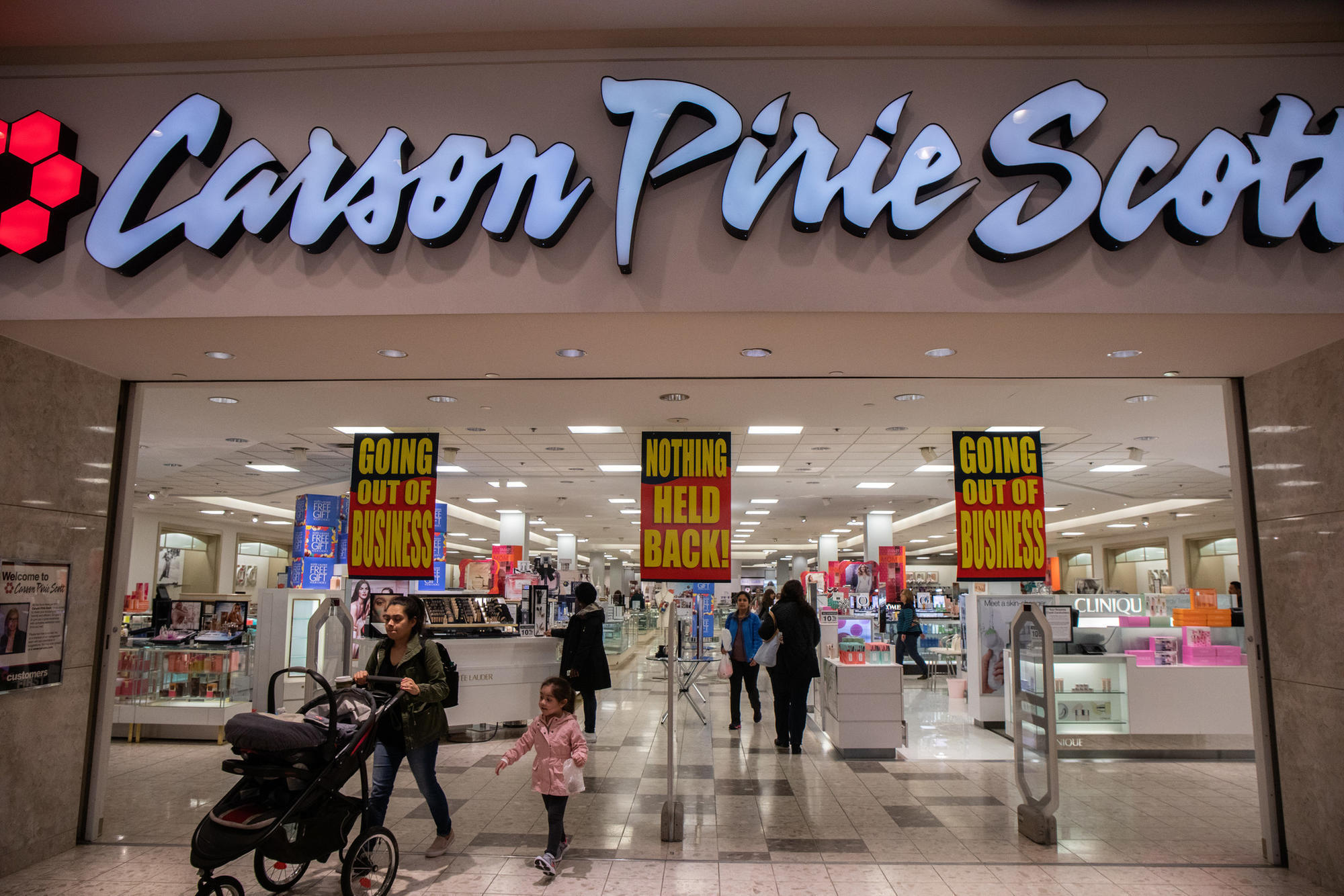 Carsonu0027s Closures May Mean Deals For Shoppers, More Challenges For Hard Hit  Malls   Chicago Tribune