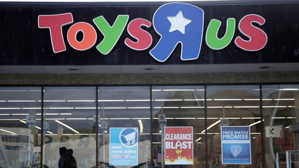 Toys R Us accepts $237-million bid from Toronto firm to buy its stores in Canada