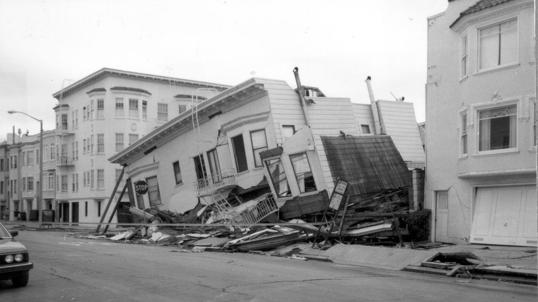 1989 Loma Prieta earthquake damage