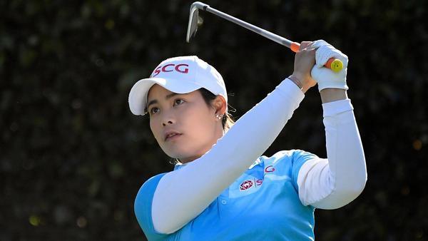 Golf roundup: Moriya Jutanugarn moves into LPGA lead at Wilshire Country Club