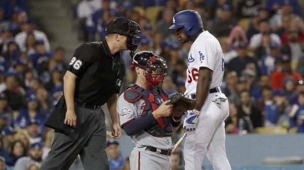 Clayton Kershaw outlasts Max Scherzer, but Nationals still beat Dodgers 5-2