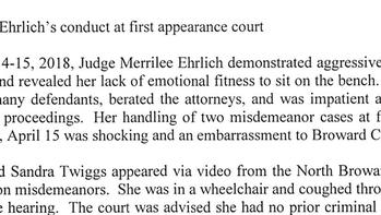 Read Finkelstein's letter to Chief Judge Tuter