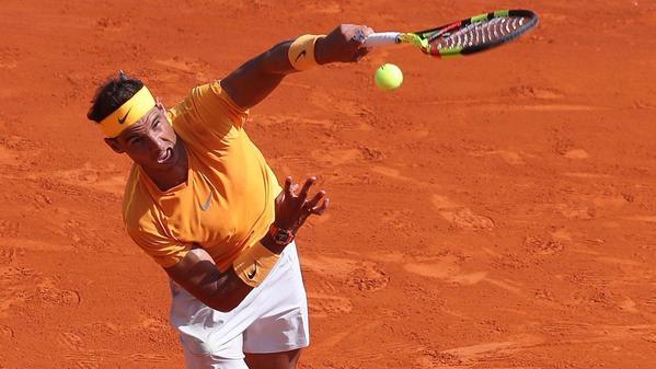 Rafael Nadal dominates Grigor Dimitrov to advance to Monte Carlo Masters final