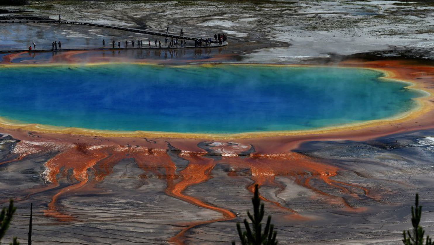 The Yellowstone supervolcano is a disaster waiting to happen