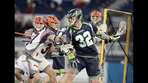 Riorden shines as Dallas stuffs Chesapeake in MLL opener
