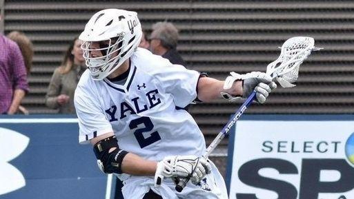 Image result for yale men's lacrosse