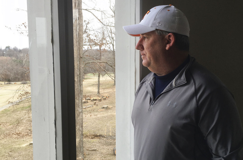 His daughter took two bullets in a school shooting, but he says guns aren't the problem