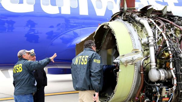 Southwest Airlines is inspecting virtually its entire fleet of planes after fatal accident