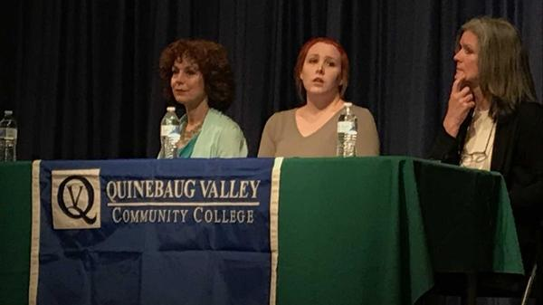 Dylan Farrow Leads Forum As Women Share Tales Of Abuse Before #MeToo | Hartford Courant