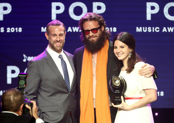 Lana Del Rey, Desmond Child and Portugal. The Man receive honors at annual ASCAP Pop Music Awards