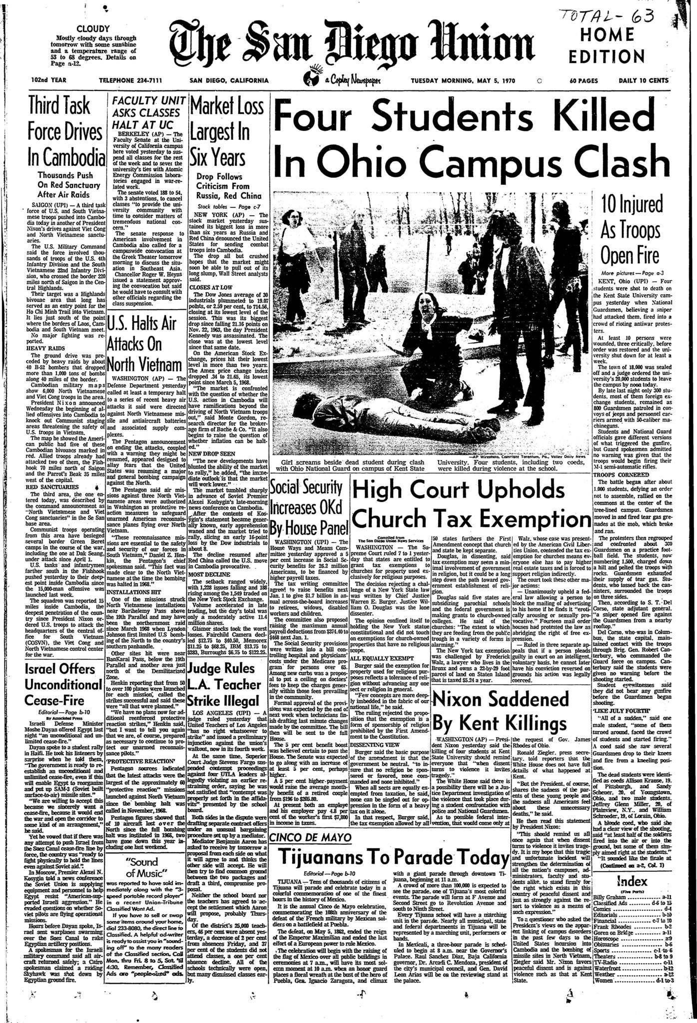 May 5, 1970