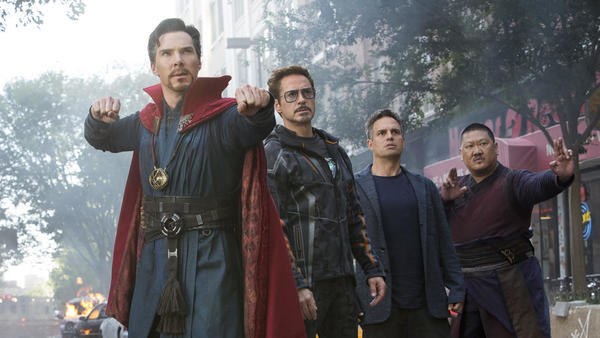 'Avengers: Infinity War': a rousing Marvel mash-up, or a truly epic tease?