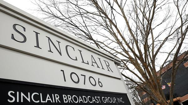 Sinclair agrees to sell 23 TV stations to gain approval for Tribune deal