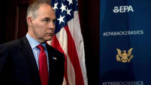 Today: Weird Science at the EPA