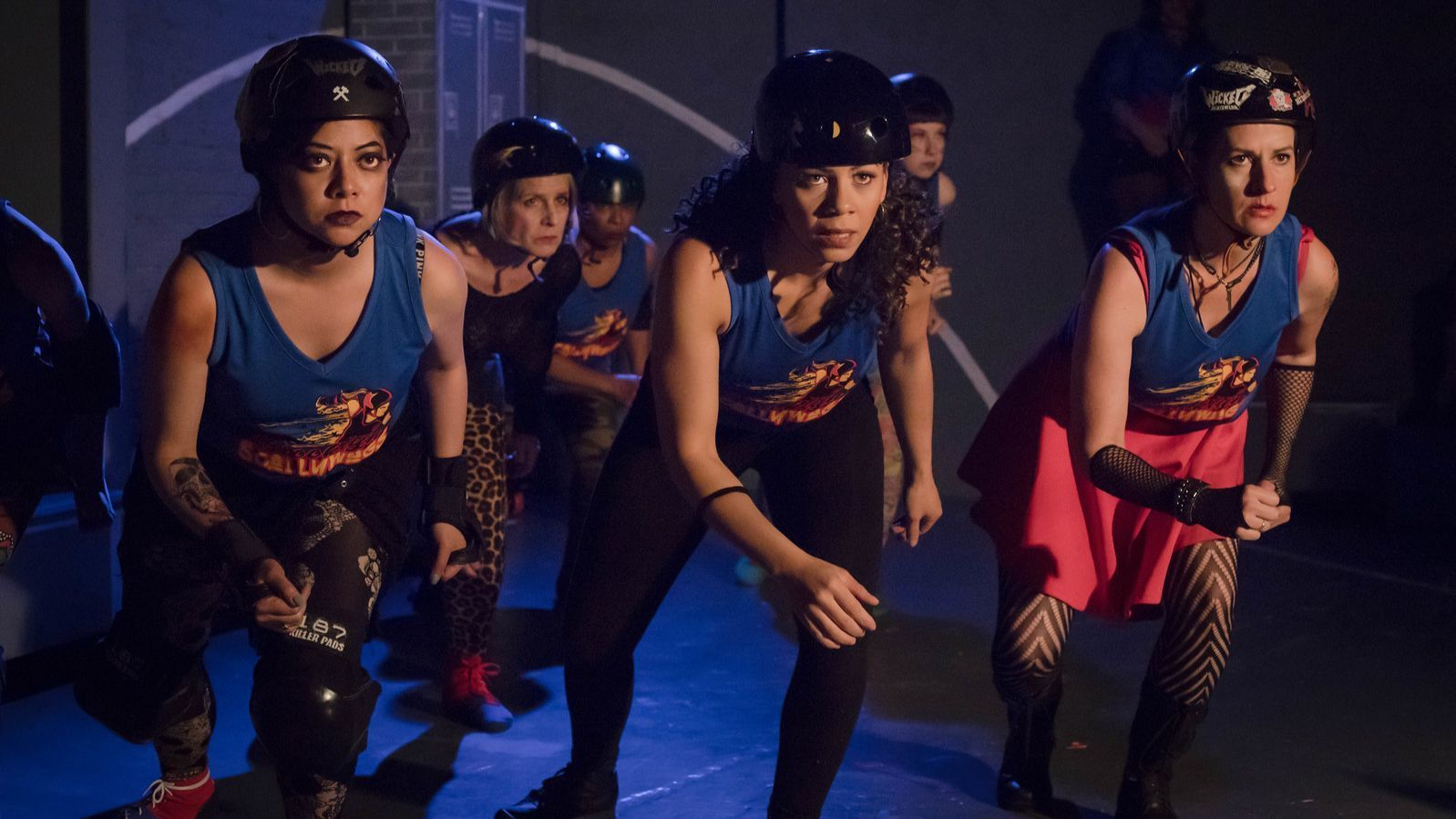 """For the Love Of (Or, the Roller Derby Play)"" at Theatre of NOTE"