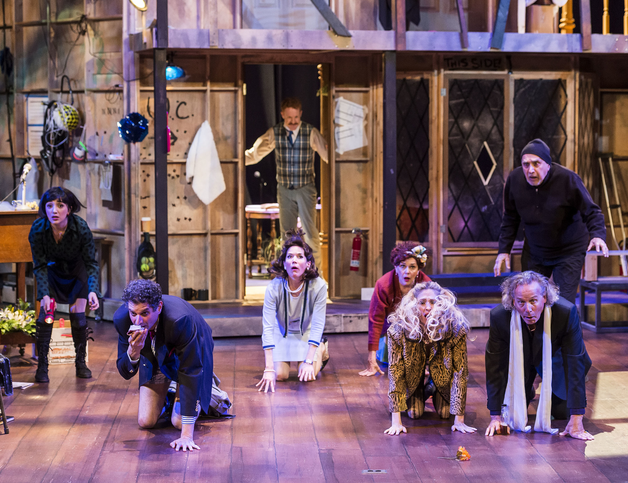 "A Noise Within's ""Noises Off"""