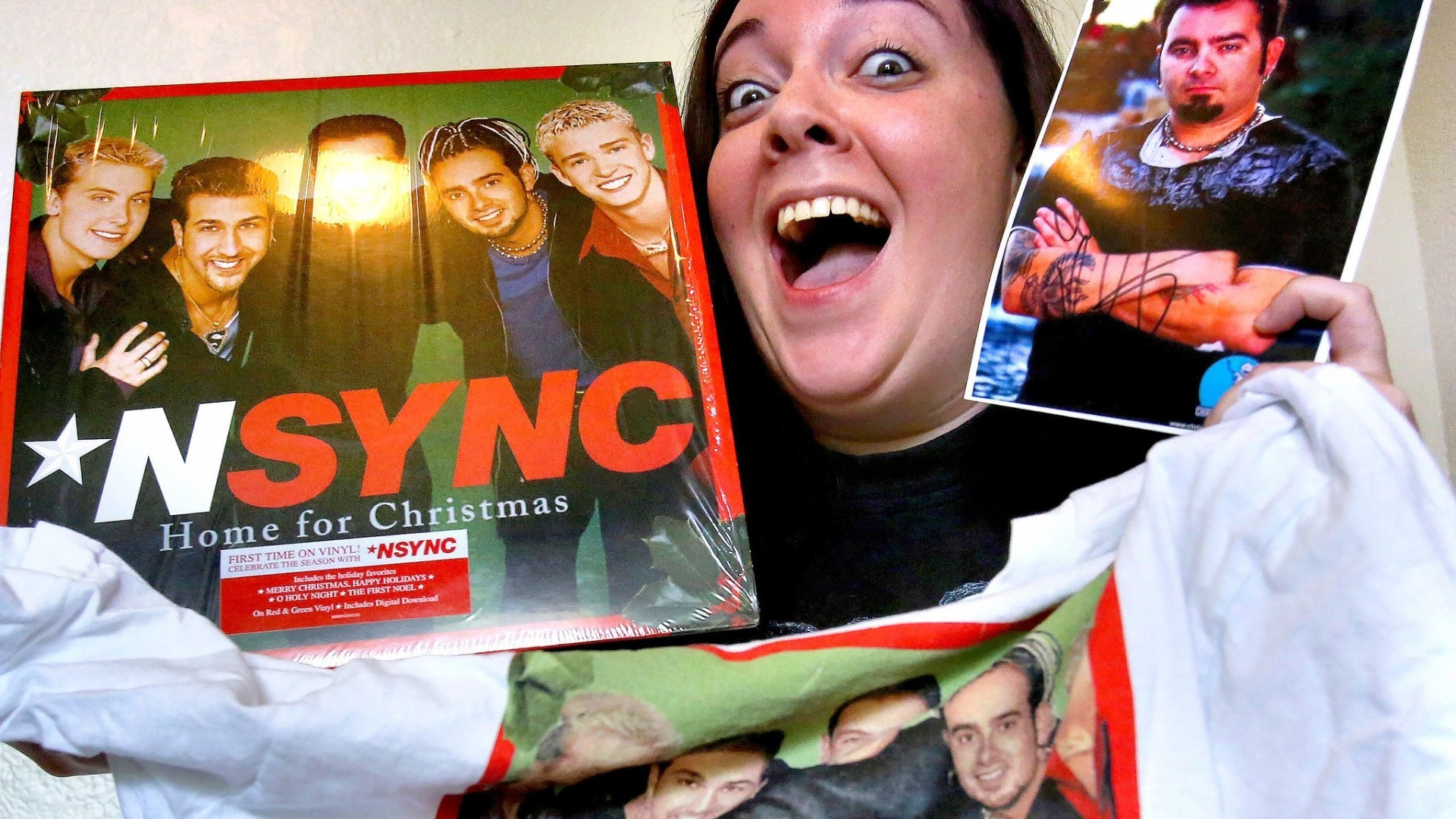 Superfan remembers heyday of NSYNC as band gets its star in ...