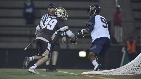 Fourth-seeded Lehigh takes down No. 2 Navy in OT, 10-9