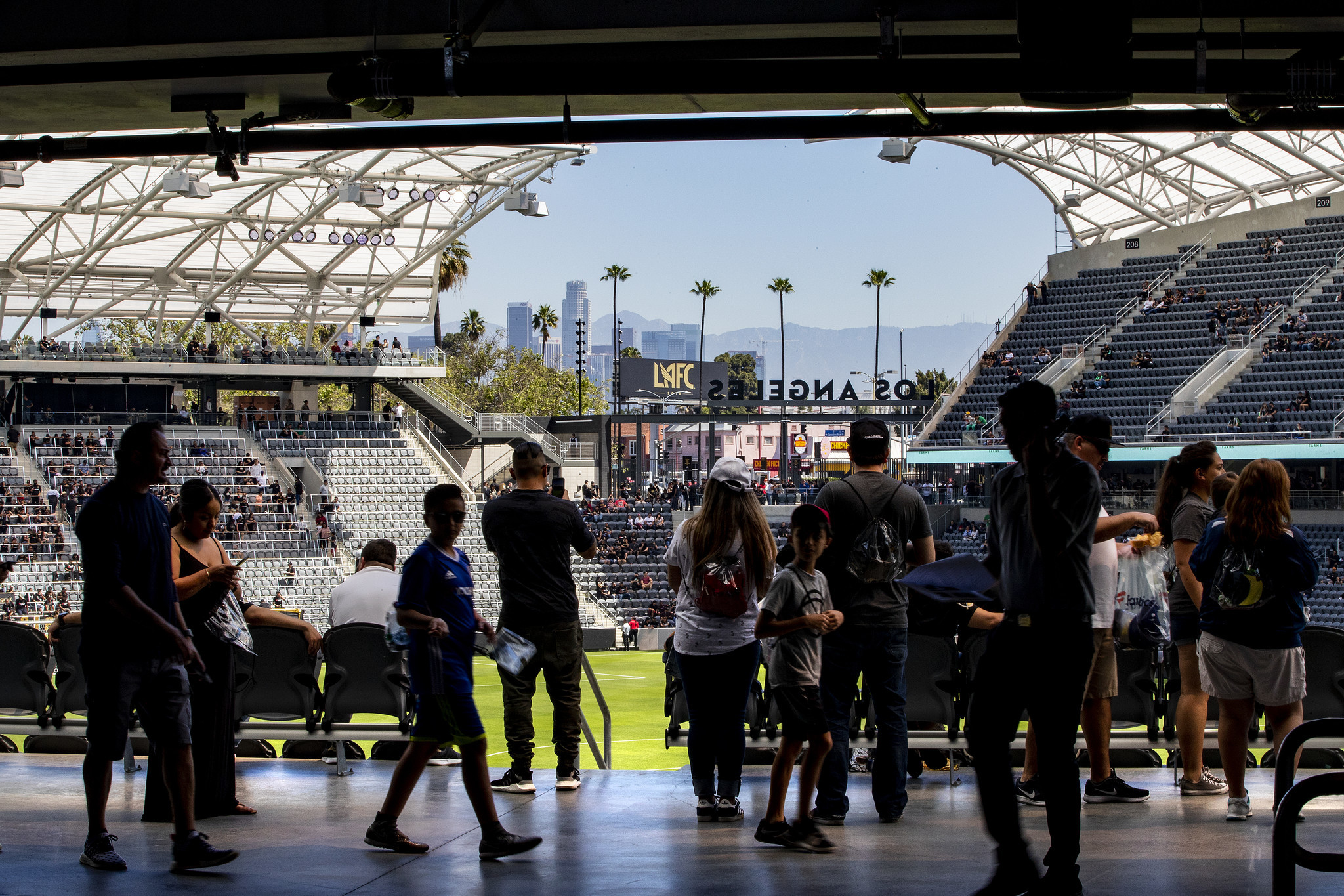 Banc of California Stadium was the launching pad for an MLS' construction boom