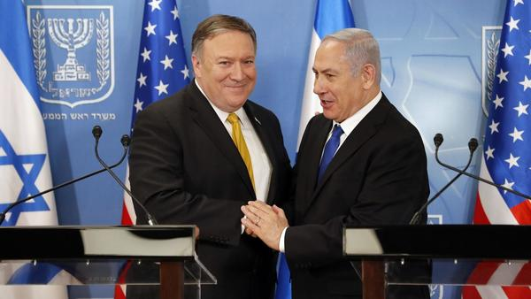 Pompeo uses Mideast tour to accuse Iran of 'destabilizing and malign activity' in the region