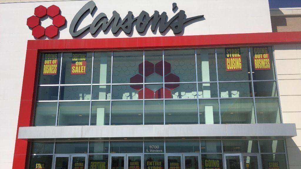 Selle: Carson's joins the roll call of failing retail brands - Lake County News-Sun