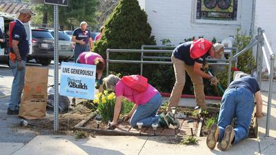 Thrivent, Habitat for Humanity partnership beautifies homes