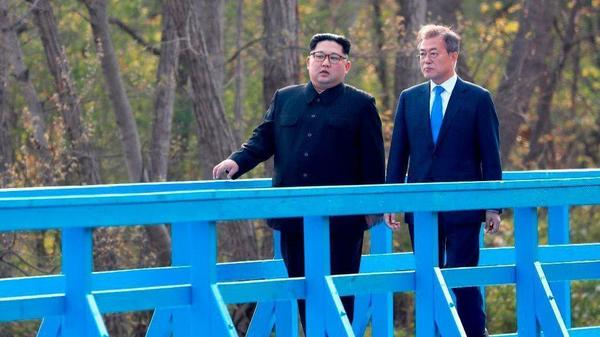 As North Korea offers to give up its nuclear arms, the Trump administration insists it's not 'starry-eyed'