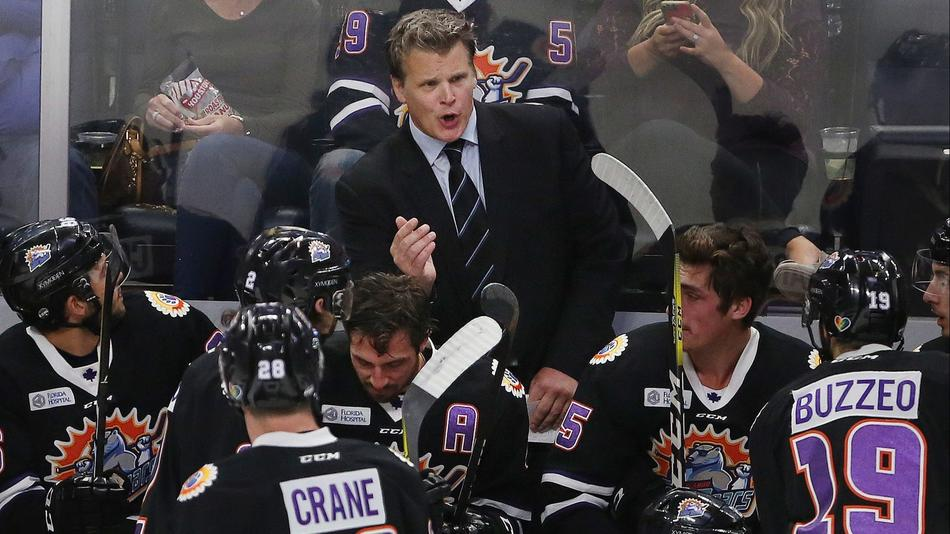 ECHL: Solar Bears Working To Dig Out Of 0-2 League Playoff Series Hole