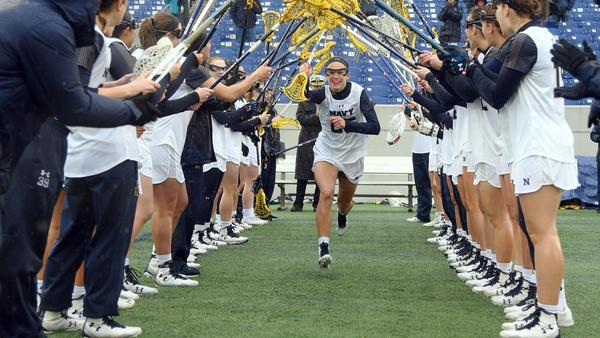 Navy women's lacrosse to meet Lehigh in Friday semifinal