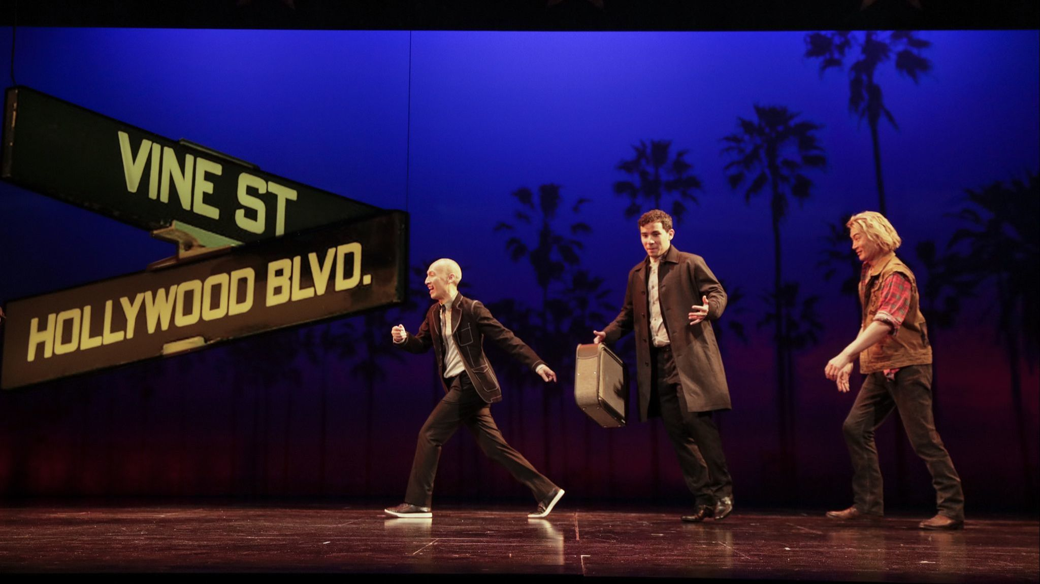 """Soft Power"" at the Ahmanson"